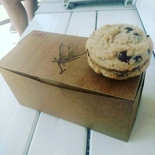 Chocolate Chip Cookie Sandwich, Sweet Magnolias Bakery, Omaha, NE.jpg