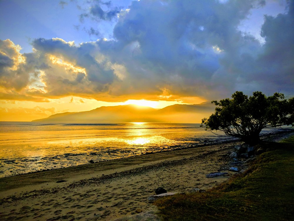 Sunrise in Cairns