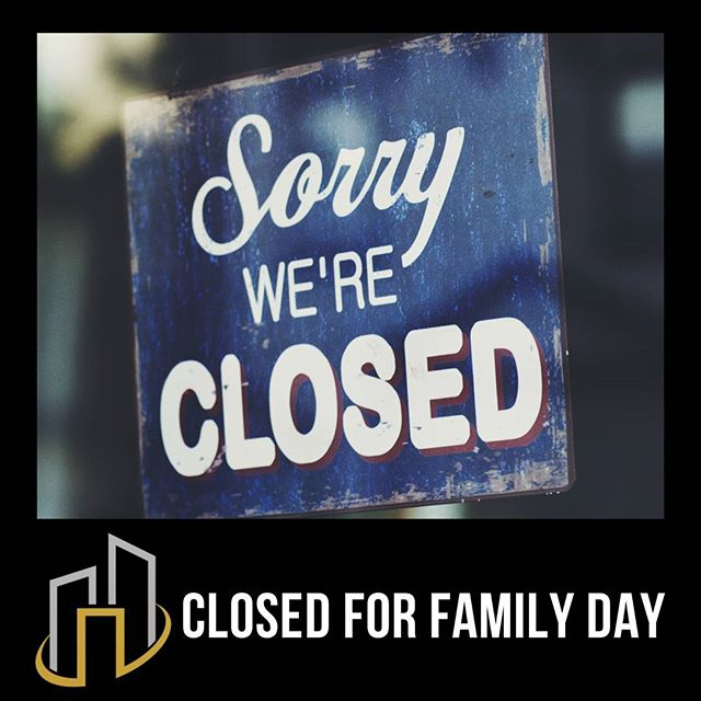 The Wreckroom is closed on Family Day Monday, we will resume regular hours of operation on Tuesday!  HAPPY FAMILY DAY! 👨‍👩‍👧