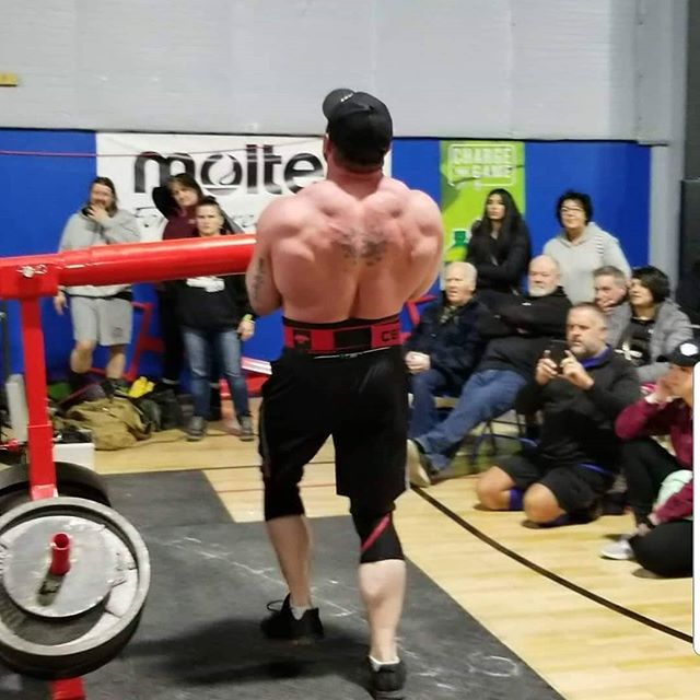 Giant Shout out to Coach Matt for giving his absolute ALL at the Detroit Strongman Competition this weekend! Special congrats to ALL of our team that competed. We would also like to shout out @unholy.strength for giving all of his time and effort to turn our team into a bunch of warriors! #gym #workout #wreckroom #power #strongman #gym #wellness #power #training #weightlifting #fitness #shredded #competition