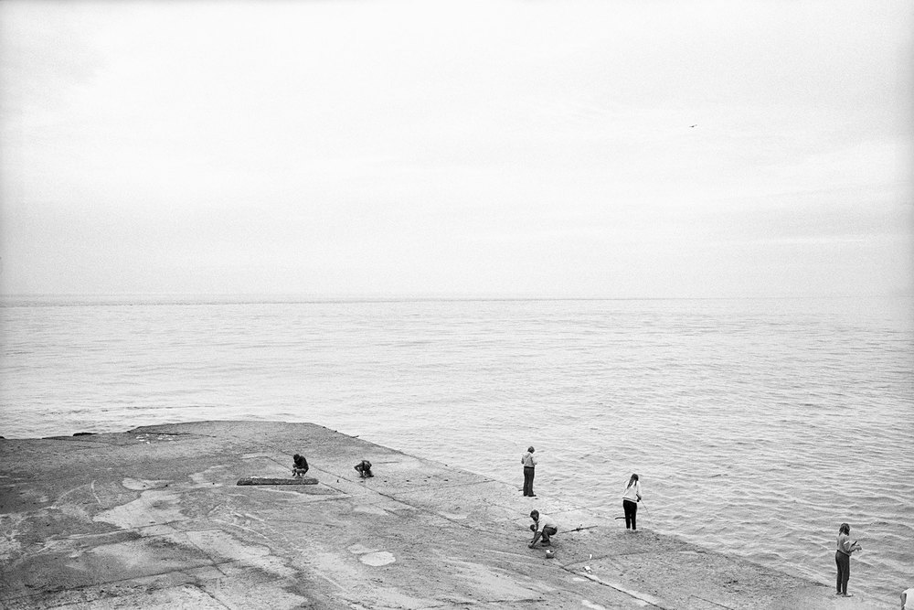 Greymouth, 1989