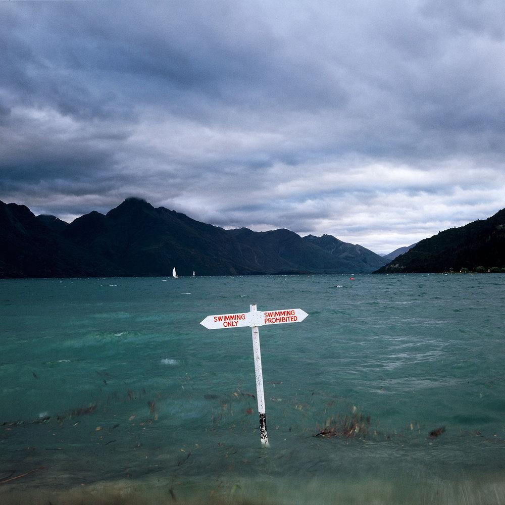 Lake Whakatipu, 1993