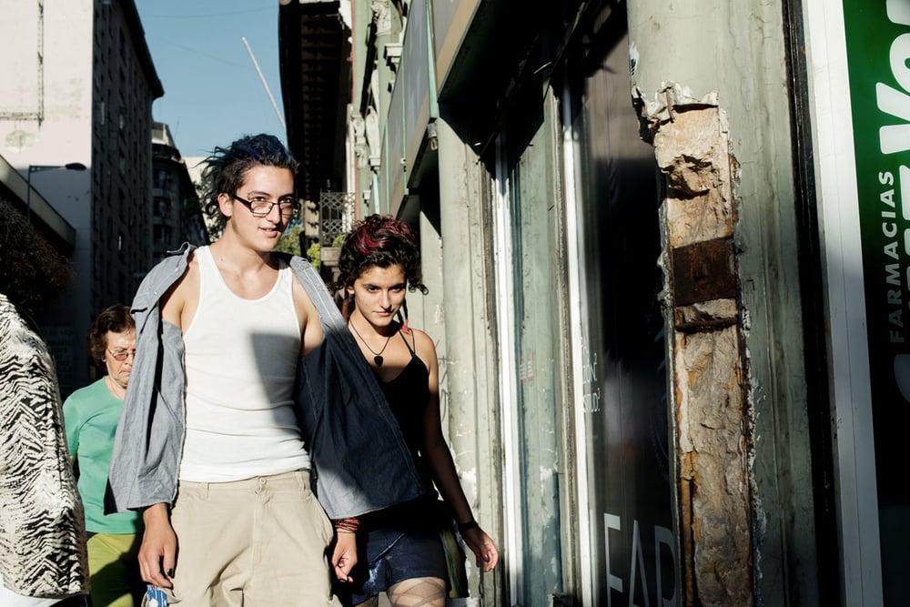 Santiago 19 Antes y Despues Bruce Foster