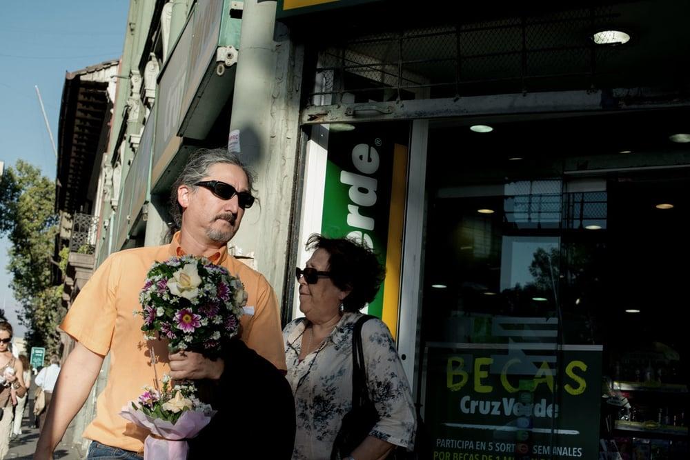 Santiago 14 Antes y Despues Bruce Foster