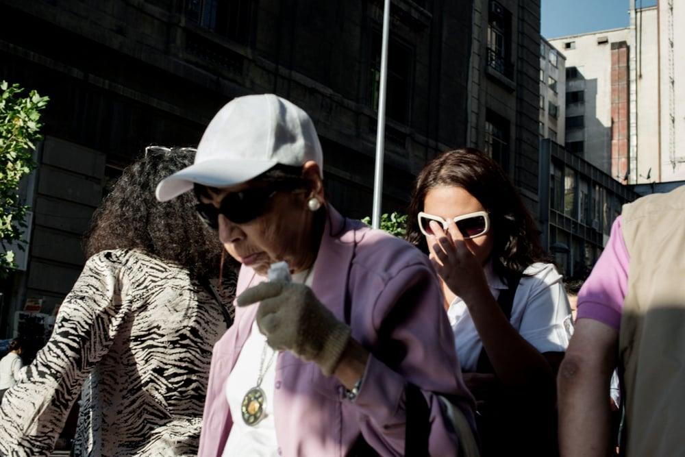 Santiago 07 Antes y Despues Bruce Foster