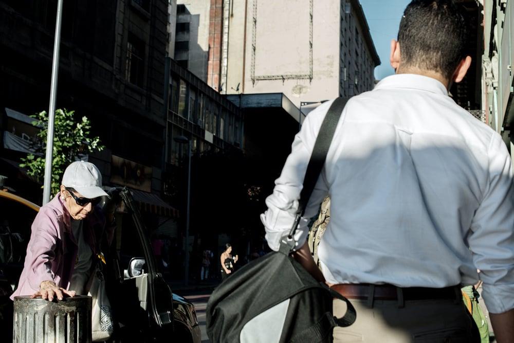 Santiago 04 Antes y Despues Bruce Foster