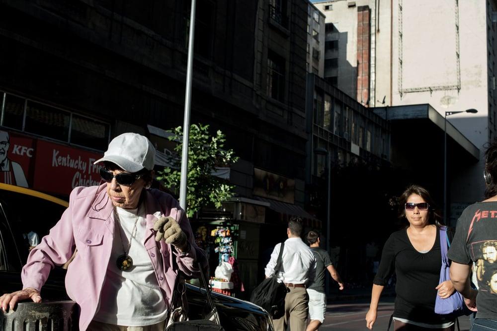 Santiago 05 Antes y Despues Bruce Foster