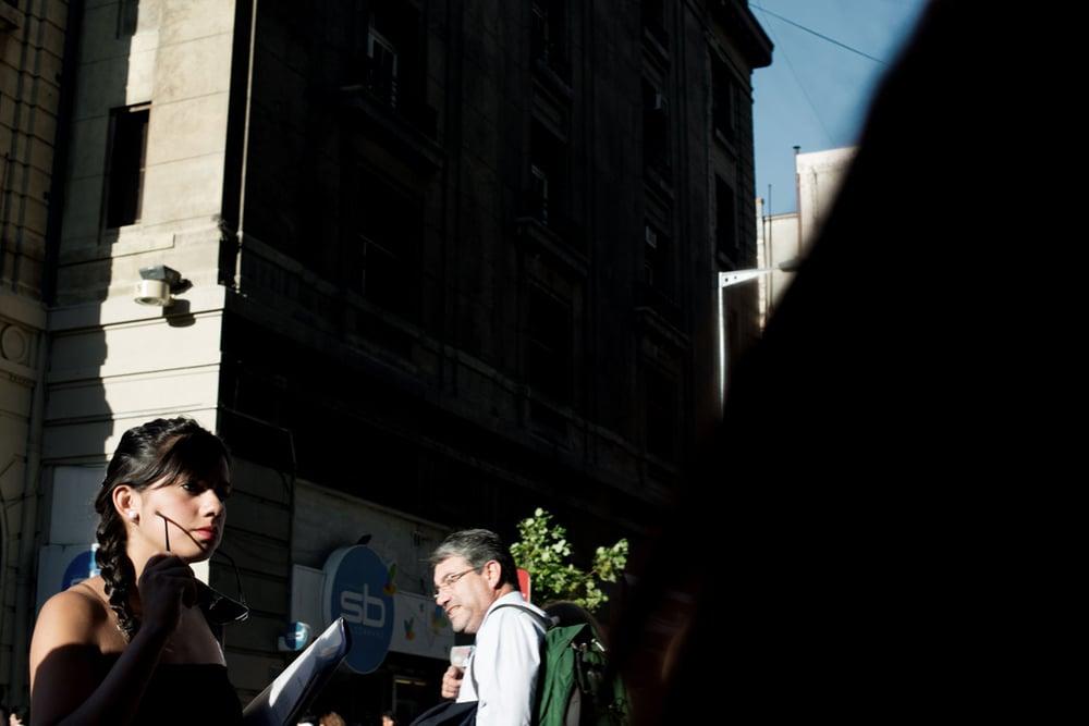 Santiago 01 Antes y Despues Bruce Foster