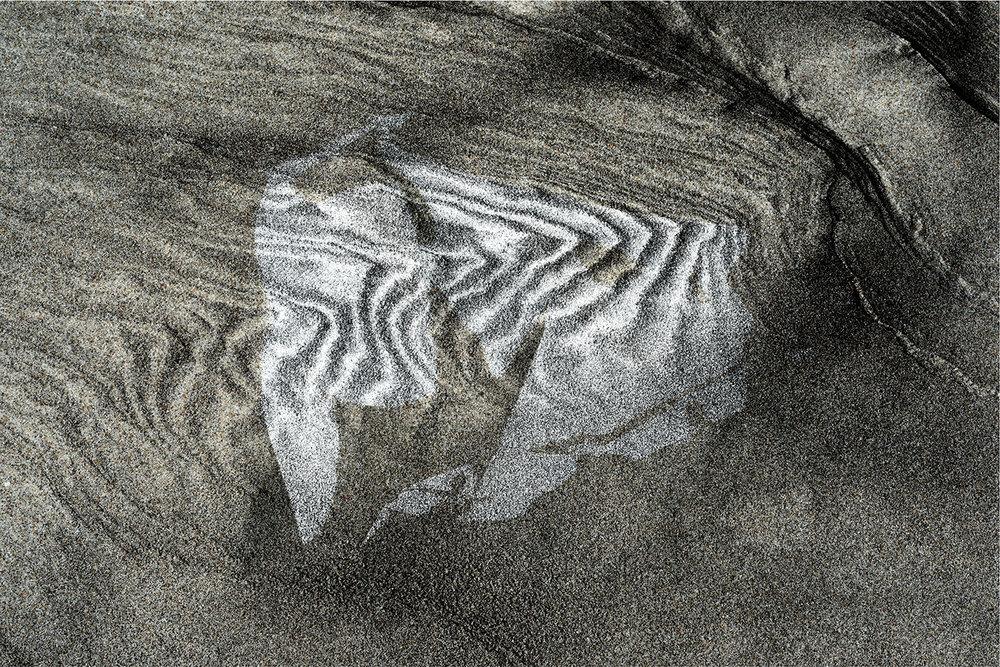 Intertidal 04, Mangawhai, NZ, Bruce Foster