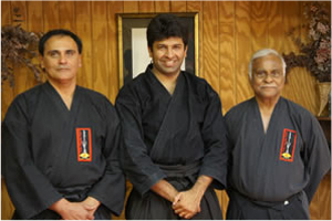 way of the warrrior podcast series with ______,  mahipal lunia sensei,