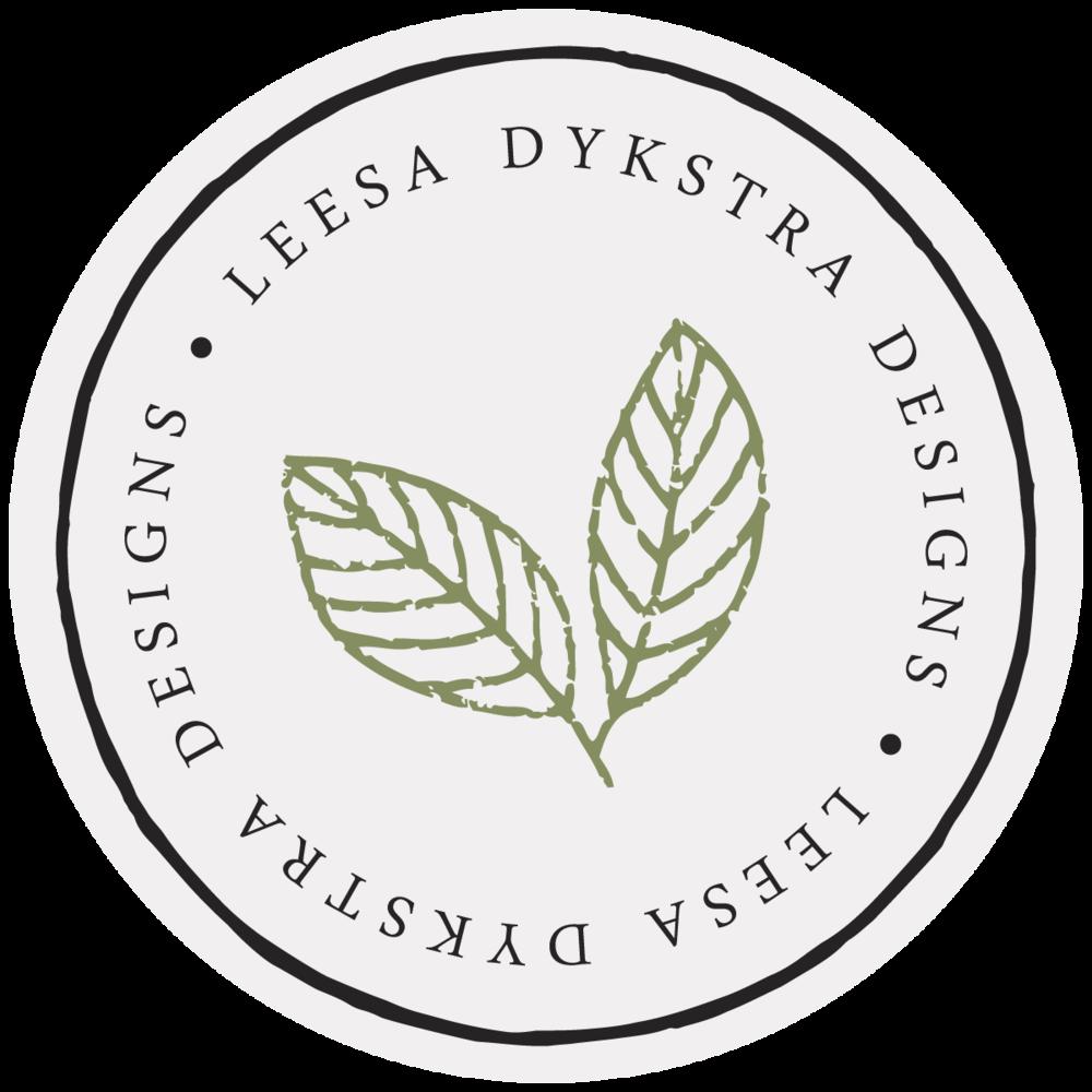 Leesa Dykstra Designs Alterntae Logo