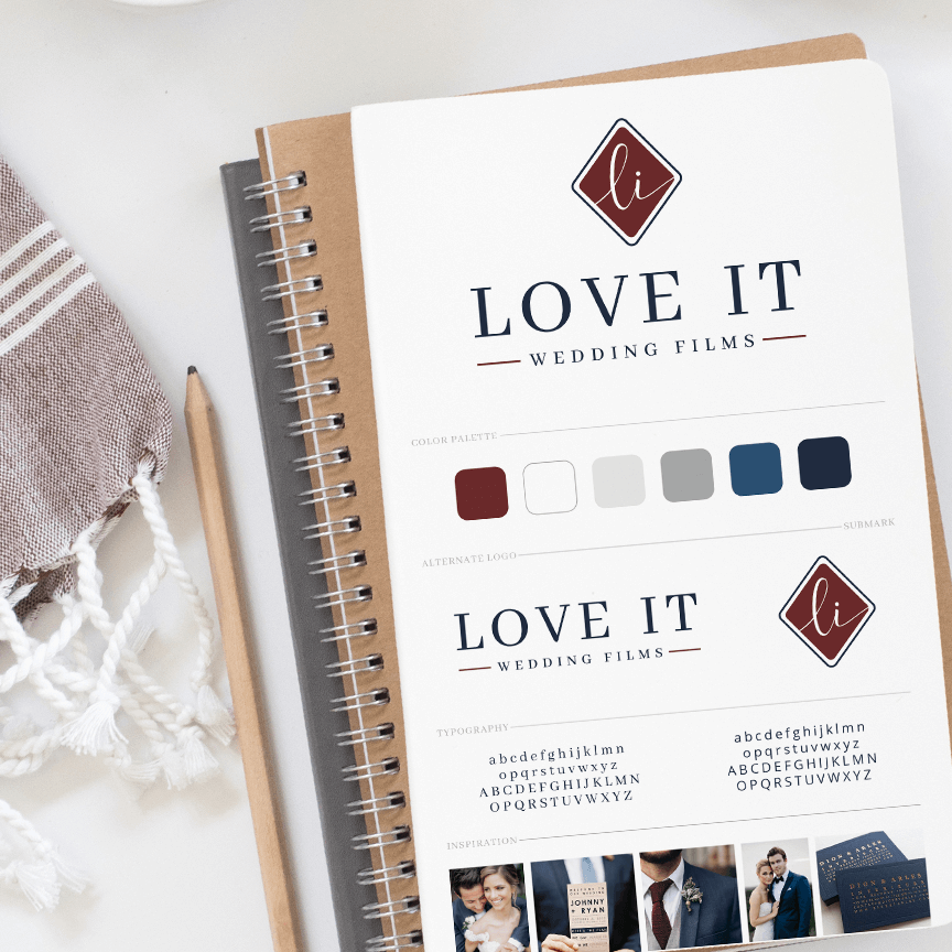 Brand Design for Love It Wedding Films by Leesa Dykstra Designs.png