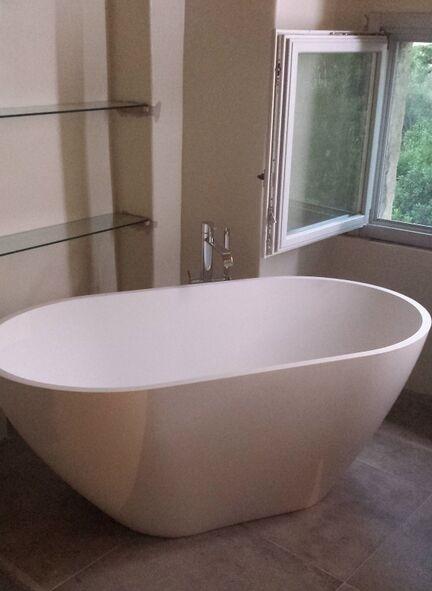 ...Bathrooms are a sanctuary...