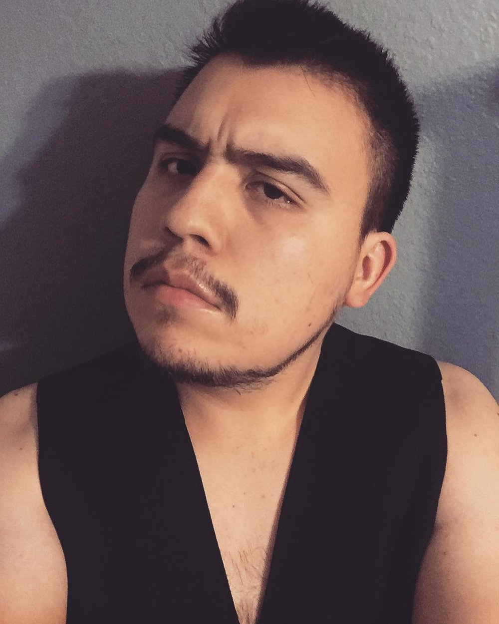 Aspects of my body, such as my perceived lack of body and facial hair at the time, became signifiers attributed to a hormonal imbalance in my asexual body and discouraged me from ever removing my shirt or wearing clothing that would expose my body.