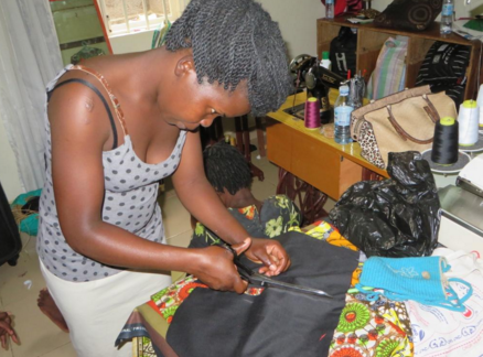 mazuri seamstress workshop uganda