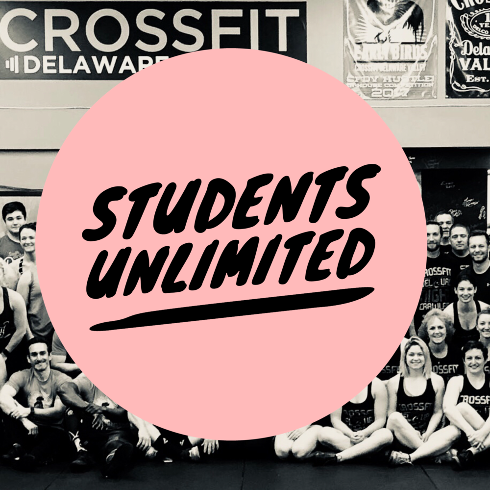 $110/mo - Unlimited classes per month (CrossFit, Bootcamp or Barbell Club)Quarterly Goal Setting and BiometricsWodify workout tracking