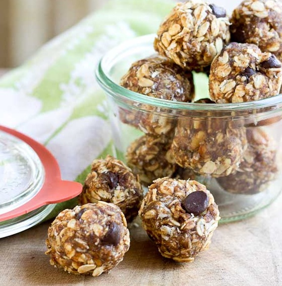Protein Energy Balls - Prep Time - 5 minutes12 Servings