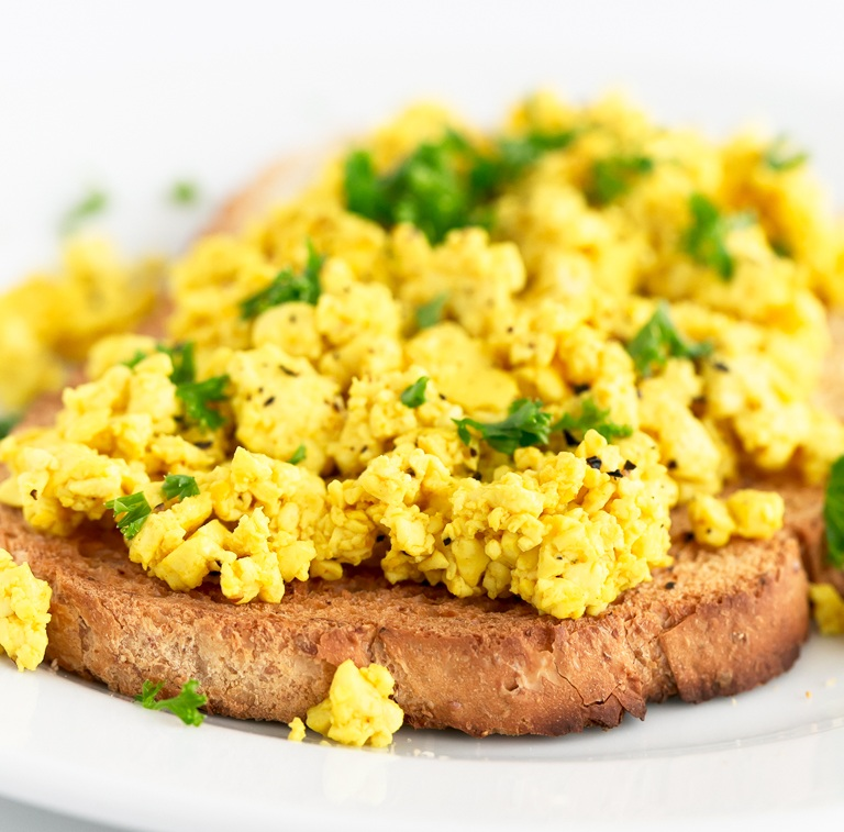 Morning Tofu Scramble - 3 Servings