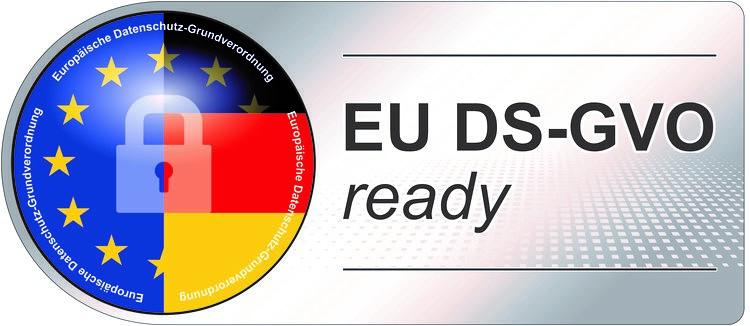 DATA-line ist fit für die EU-DSGVO