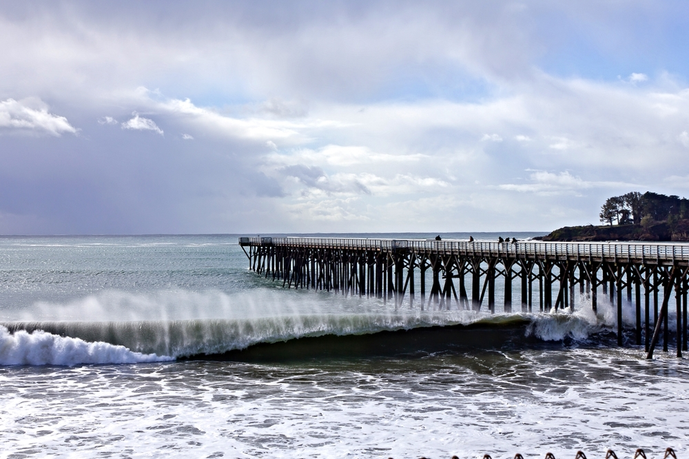 The Pier at San Simeon Cove, San Simeon, CA