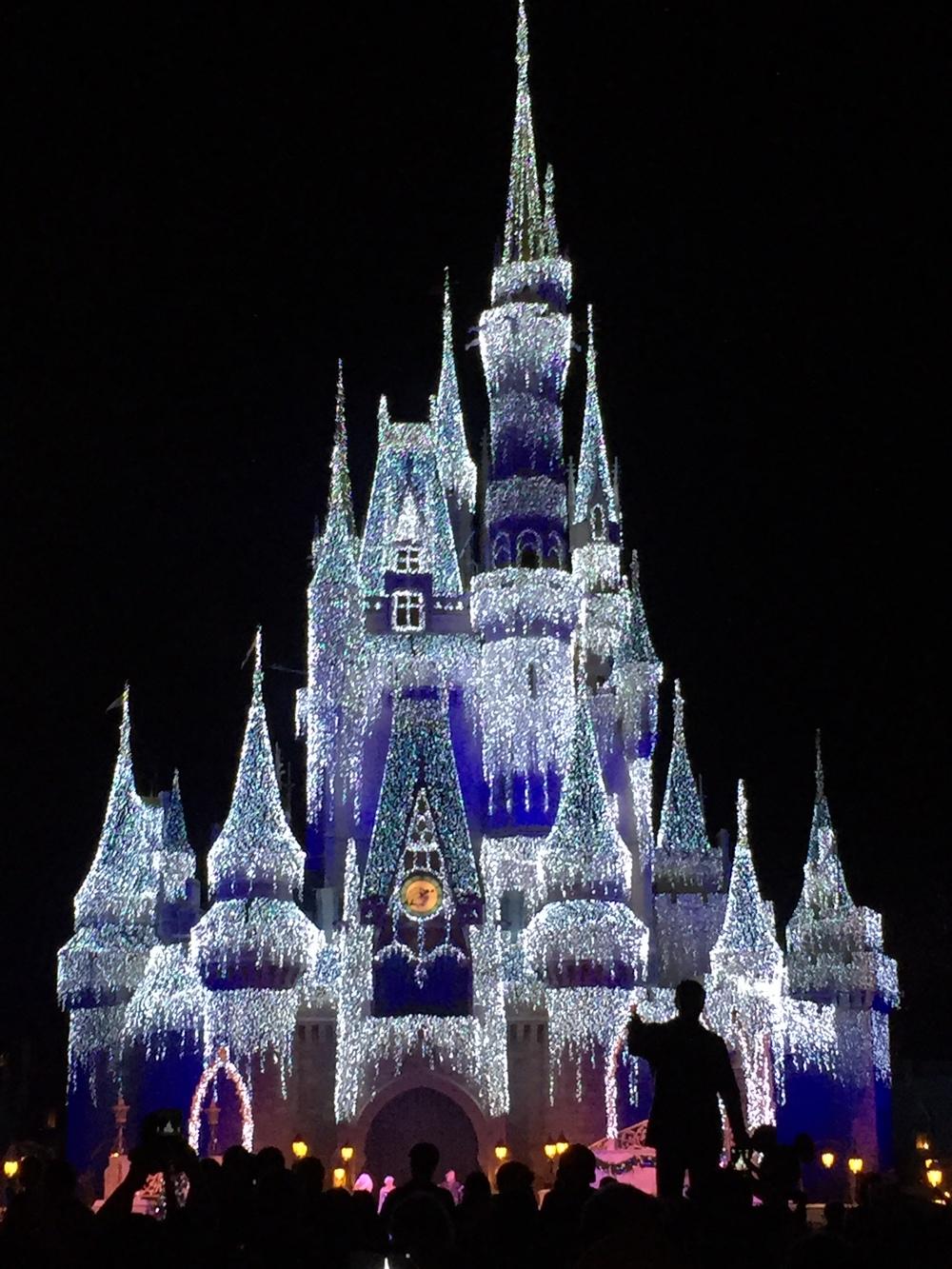 Disney, Cinderella Castle, Walt Disney World, Orlando, Florida, Magic Kingdom