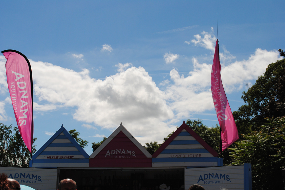 Adnams Stand