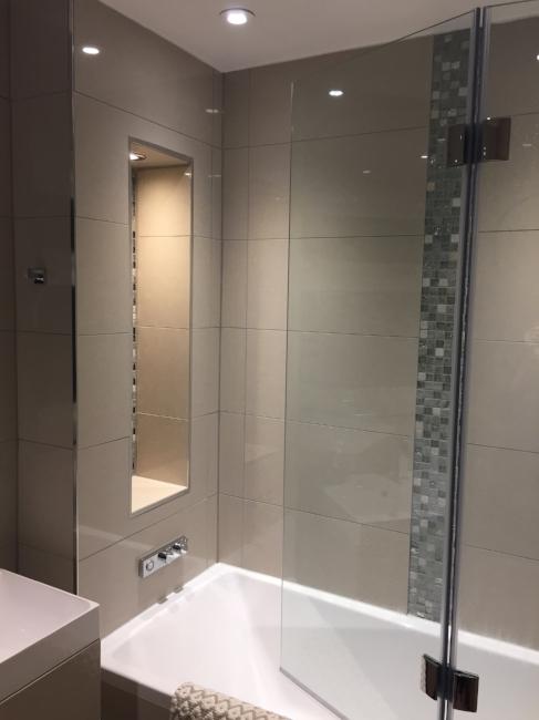 Bathroom Renovation, Luxury Bathroom, Family Bathroom, Tiles, Bath, Shower,