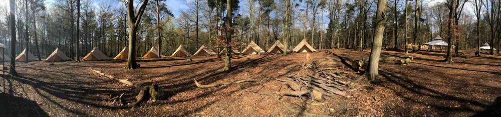 Camp Wilderness, Camping, Bushcraft, Outdoors