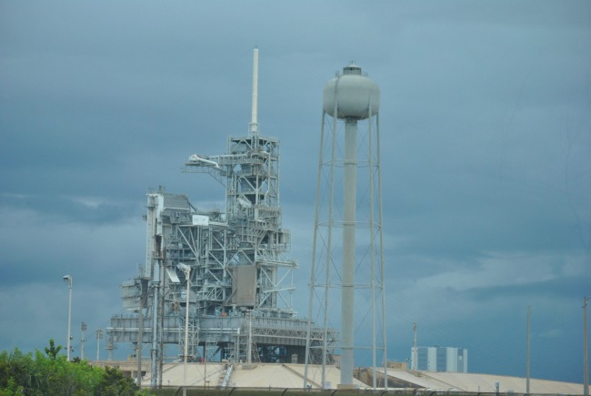 Kennedy Space Centre, Space Coast, Launch Pad, Atlantis, Saturn V