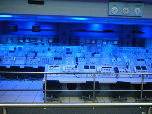 Control Room, Kennedy Space Centre, Space Coast, Apollo Mission