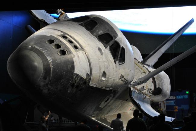 Atlantis, Kennedy Space Centre, Space Coast, Orlando, Florida