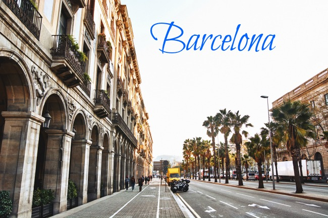 Barcelona, City Break, Family Holiday, Las Ramblas, Sagrada Familia