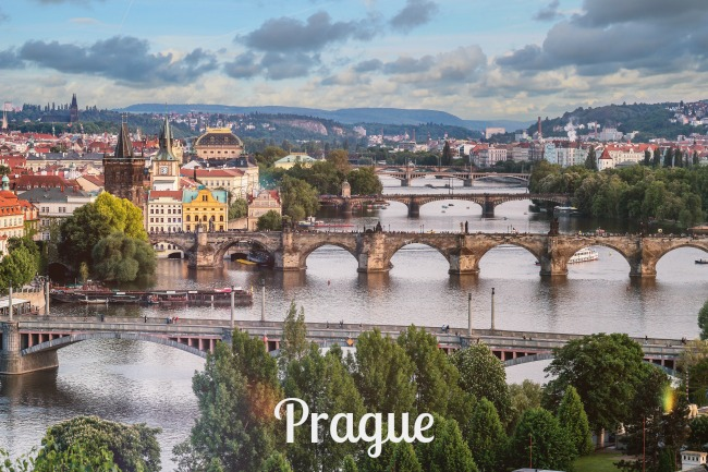 Prague, City Break, Family Holiday, Travelling With Kids