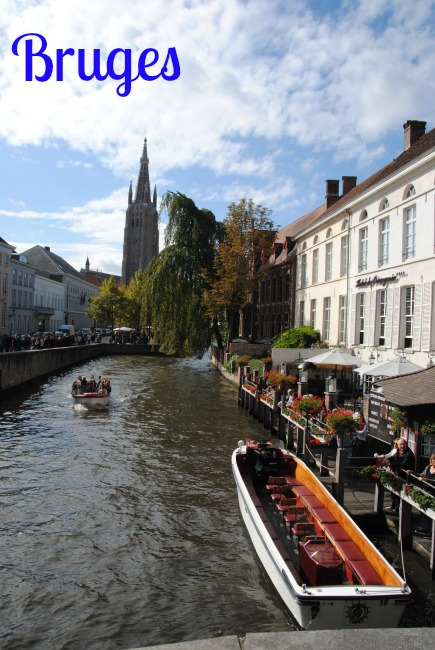 Bruges, City Break, Family Holiday, Travelling With Kids