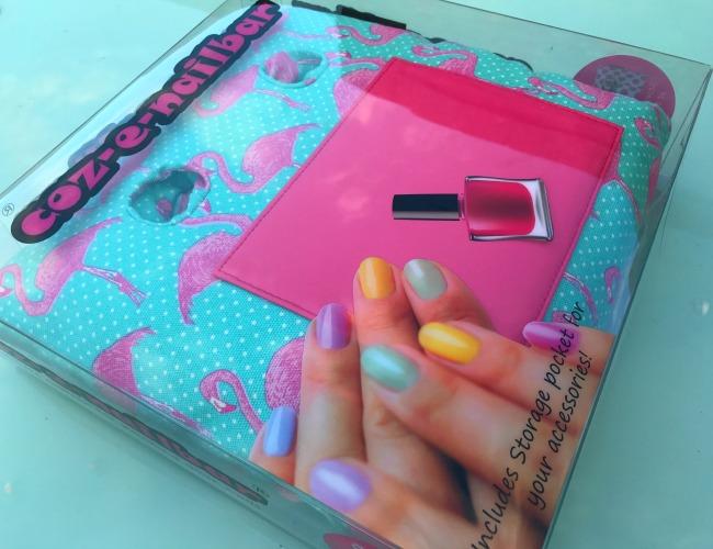 Flamingo, Cushion, Gift, Teenagers, Nails, Manicure