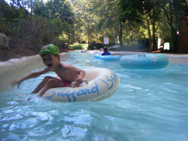 Blizzard Beach Walt Disney World Orlando Florida Waterpark Themepark Lazy River