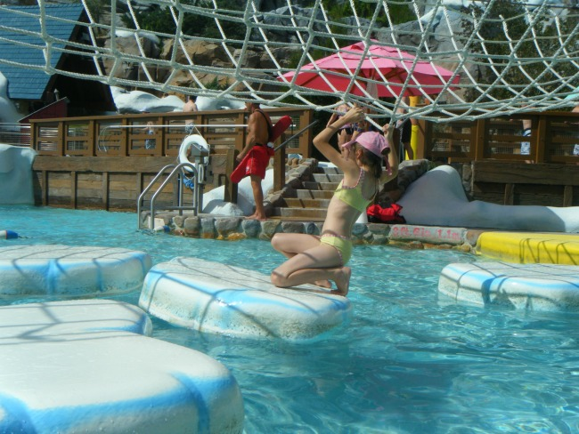Blizzard Beach Ski Patrol Training Camp Walt Disney World Orlando Florida Waterpark Themepark Swimming
