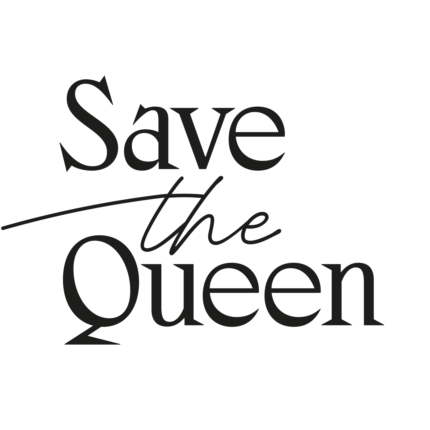 Save The Queen Gin