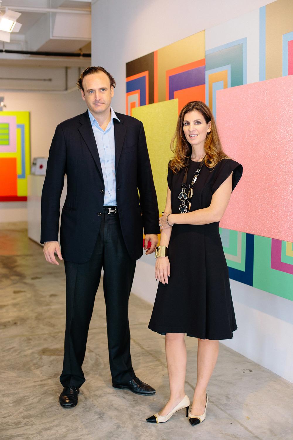 Frédéric & Carole de Senarclens