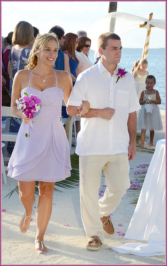 Key Largo Wedding - The Florida Keys