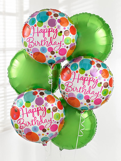 Happy Birthday Balloons Courts Of Rayleigh