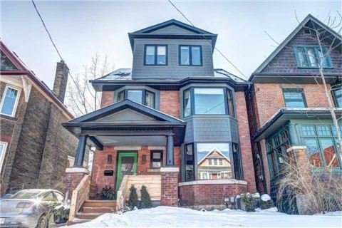 Real Estate Appraisals in The Cabbagetown Neighborhood of Toronto