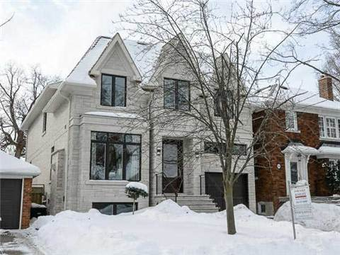 Real Estate Appraisals in The Yorkville Neighborhood of Toronto