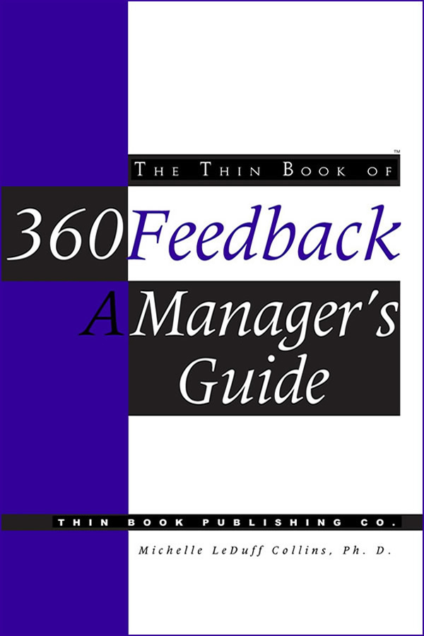 The Thin Book of 360 Feedback -
