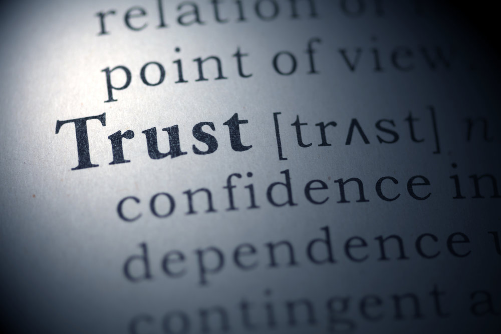 Trust in the Workplace  -