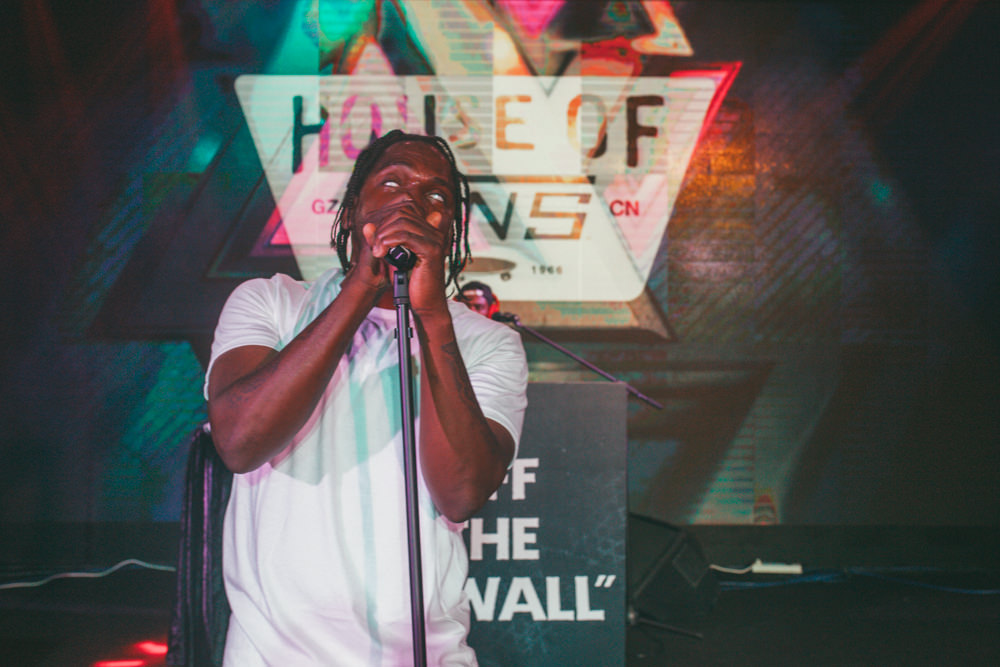 Pusha T @ House of Vans (GZ)