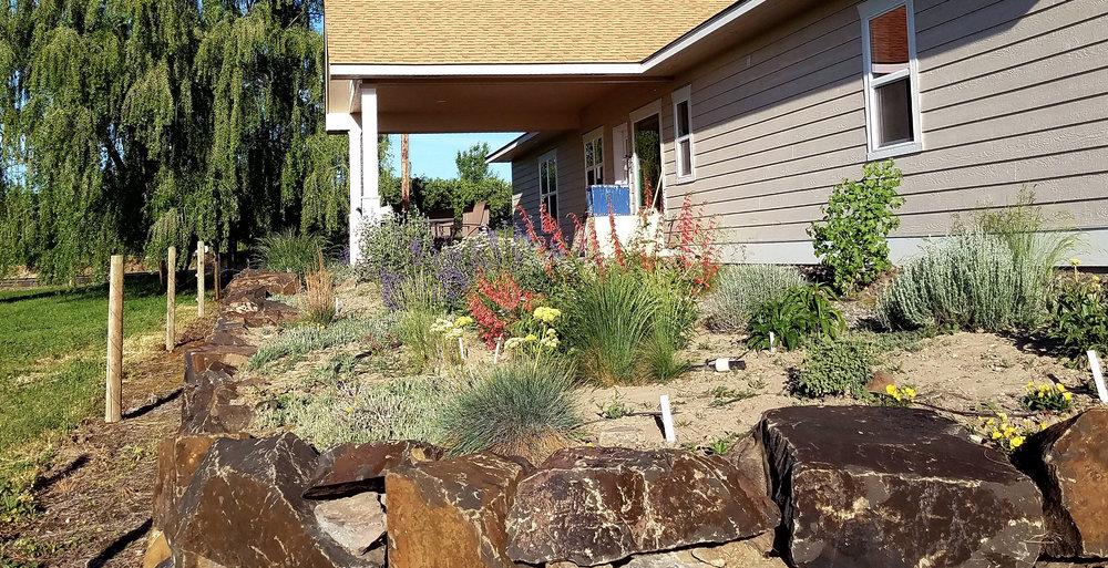Heritage Garden in Yakima County
