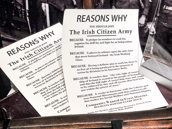 GPO Witness History, Exhibition in Dublin