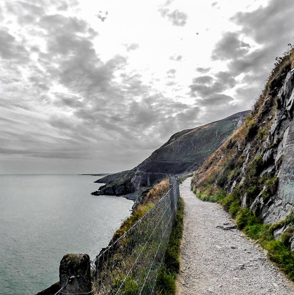 Bray to Greystones Coastal Path, Ireland