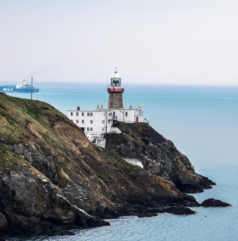 The Baily Lighthouse, Howth Head, Ireland